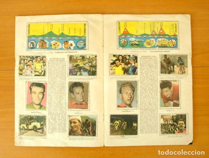 Coleccionismo deportivo: Ciclismo - Vuelta Ciclista a España 1956 - Editorial Fher - Completo - Foto 10 - 61533864