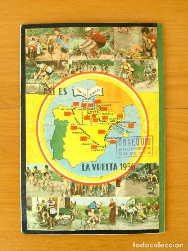 Coleccionismo deportivo: Ciclismo - Vuelta Ciclista a España 1956 - Editorial Fher - Completo - Foto 13 - 61533864