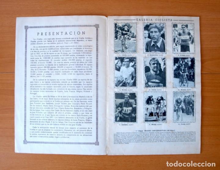 Coleccionismo deportivo: Ciclismo - Vuelta ciclista a España 1958 - COMPLETO - Foto 2 - 61534996