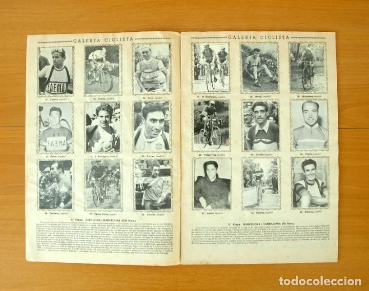 Coleccionismo deportivo: Ciclismo - Vuelta ciclista a España 1958 - COMPLETO - Foto 4 - 61534996