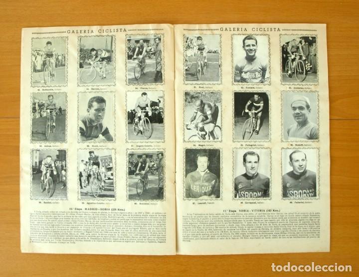 Coleccionismo deportivo: Ciclismo - Vuelta ciclista a España 1958 - COMPLETO - Foto 7 - 61534996