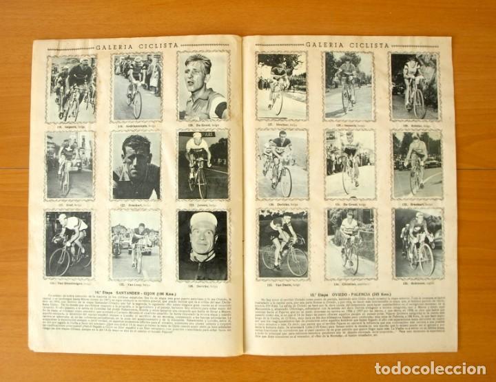 Coleccionismo deportivo: Ciclismo - Vuelta ciclista a España 1958 - COMPLETO - Foto 9 - 61534996