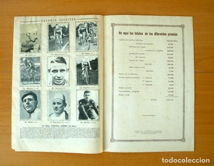 Coleccionismo deportivo: Ciclismo - Vuelta ciclista a España 1958 - COMPLETO - Foto 10 - 61534996