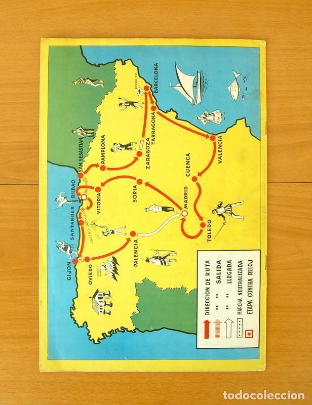 Coleccionismo deportivo: Ciclismo - Vuelta ciclista a España 1958 - COMPLETO - Foto 11 - 61534996