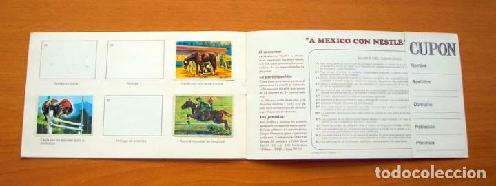 Coleccionismo deportivo: El deporte visto por sus ases - nº 2 Equitación e hípica - Nestle 1967 - Foto 4 - 63739115
