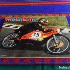 Coleccionismo deportivo: MOTORISMO COMPLETO 210 CROMOS. FHER 1973. BUEN ESTADO Y RARO.. Lote 65845422