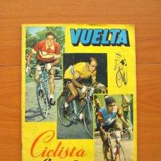 Coleccionismo deportivo: CICLISMO - VUELTA CICLISTA A ESPAÑA 1959 - EDITORIAL FHER. Lote 75682871