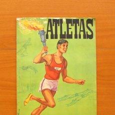 Coleccionismo deportivo: ATLETAS TOKIO 1964 - EDITORIAL FHER 1964 - COMPLETO - VER FOTOS EN EL INTERIOR. Lote 76521979