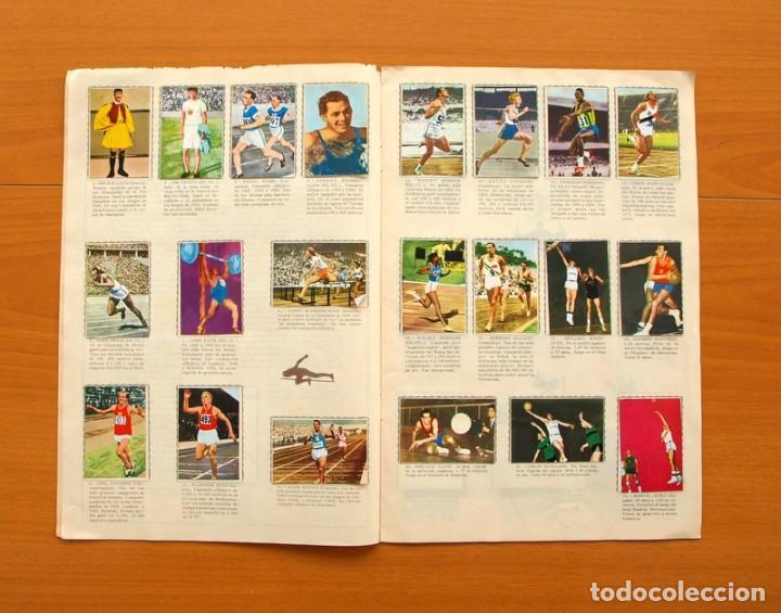 Coleccionismo deportivo: Atletas Tokio 1964 - Editorial Fher 1964 - COMPLETO - Ver fotos en el interior - Foto 3 - 76521979