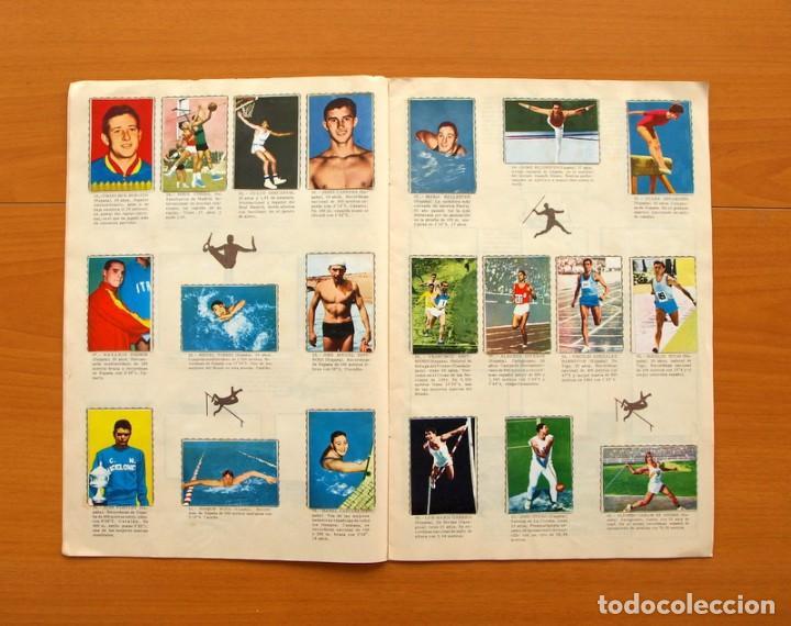 Coleccionismo deportivo: Atletas Tokio 1964 - Editorial Fher 1964 - COMPLETO - Ver fotos en el interior - Foto 4 - 76521979