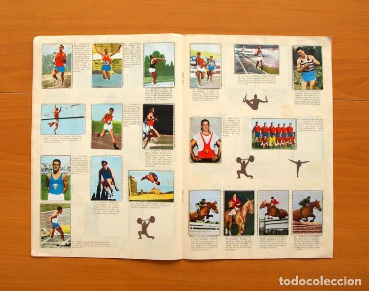 Coleccionismo deportivo: Atletas Tokio 1964 - Editorial Fher 1964 - COMPLETO - Ver fotos en el interior - Foto 5 - 76521979