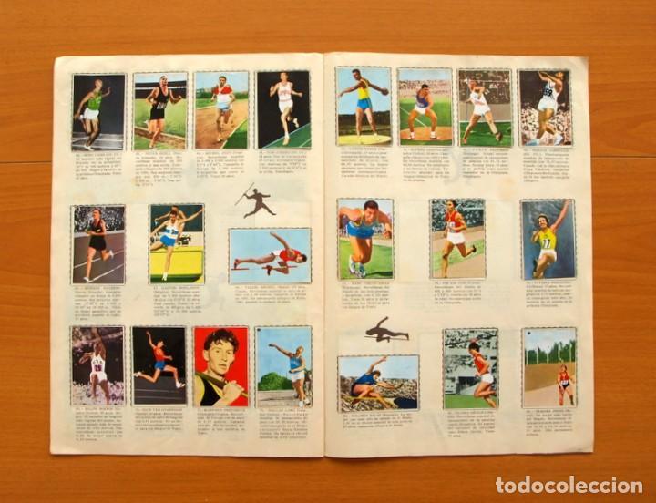 Coleccionismo deportivo: Atletas Tokio 1964 - Editorial Fher 1964 - COMPLETO - Ver fotos en el interior - Foto 6 - 76521979