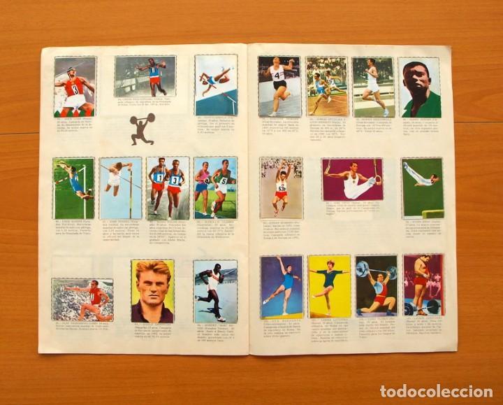 Coleccionismo deportivo: Atletas Tokio 1964 - Editorial Fher 1964 - COMPLETO - Ver fotos en el interior - Foto 7 - 76521979