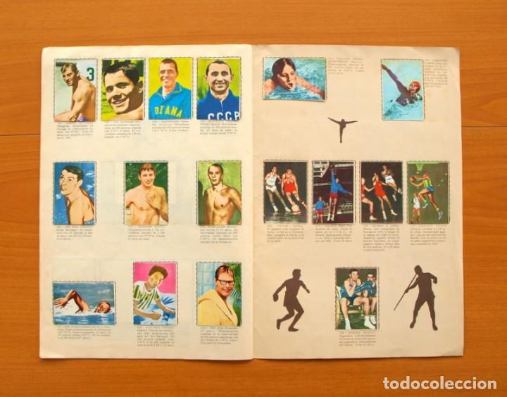 Coleccionismo deportivo: Atletas Tokio 1964 - Editorial Fher 1964 - COMPLETO - Ver fotos en el interior - Foto 8 - 76521979