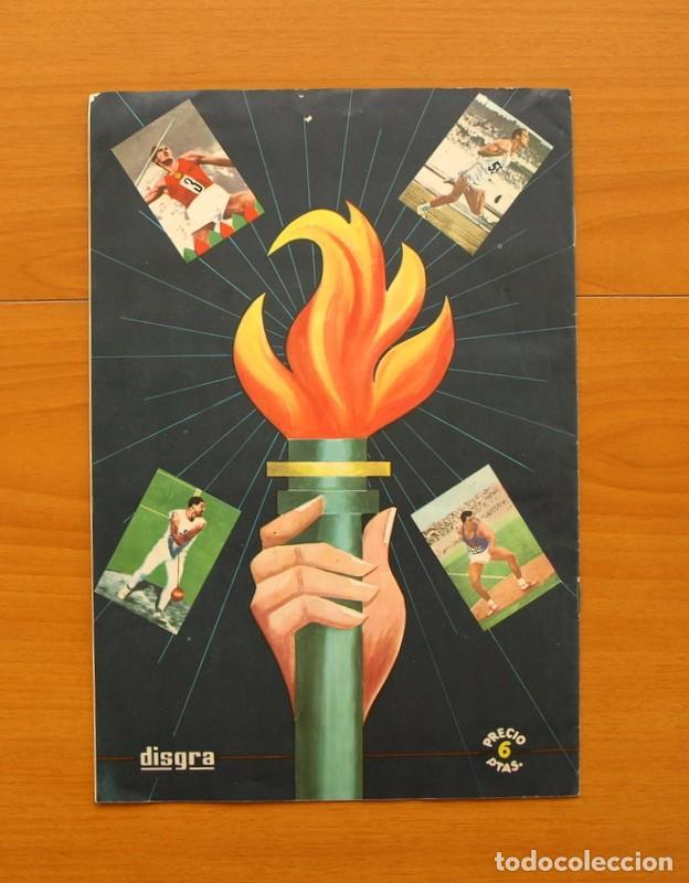 Coleccionismo deportivo: Atletas Tokio 1964 - Editorial Fher 1964 - COMPLETO - Ver fotos en el interior - Foto 9 - 76521979