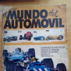 Coleccionismo deportivo: ALBUN DE CROMOS DE 1971. Lote 80786990