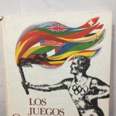 Coleccionismo deportivo: LOS JUEGOS OLIMPICOS ALBUM DE CROMOS NESTLE 1964. Lote 82207956