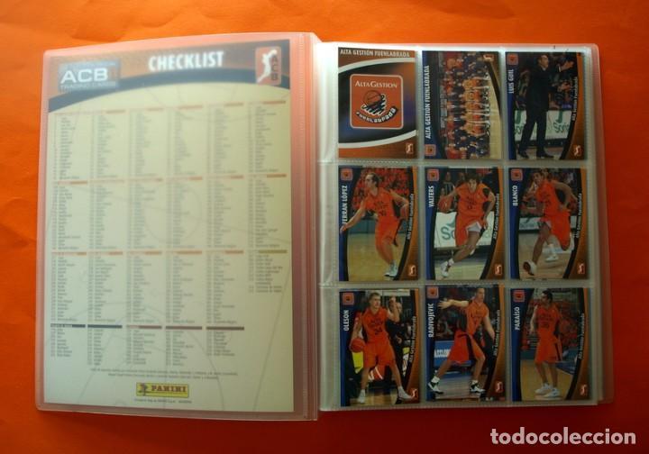 Coleccionismo deportivo: Trading Cards Colección oficial A.C.B. 2008-2009, 08-09 - COMPLETO - Panini - Ver fotos interior - Foto 2 - 83496888
