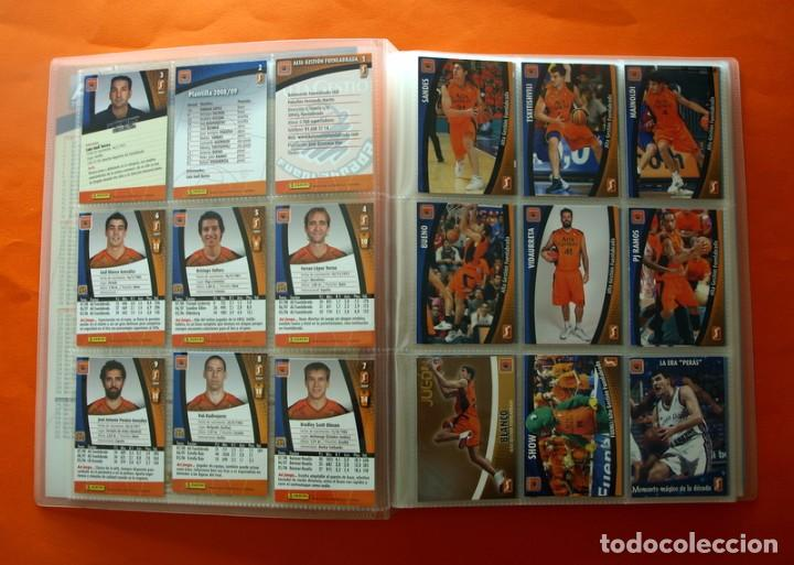 Coleccionismo deportivo: Trading Cards Colección oficial A.C.B. 2008-2009, 08-09 - COMPLETO - Panini - Ver fotos interior - Foto 3 - 83496888