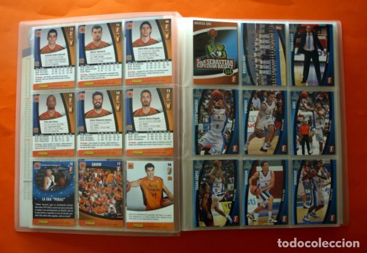 Coleccionismo deportivo: Trading Cards Colección oficial A.C.B. 2008-2009, 08-09 - COMPLETO - Panini - Ver fotos interior - Foto 4 - 83496888