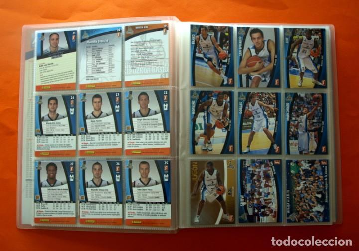 Coleccionismo deportivo: Trading Cards Colección oficial A.C.B. 2008-2009, 08-09 - COMPLETO - Panini - Ver fotos interior - Foto 5 - 83496888