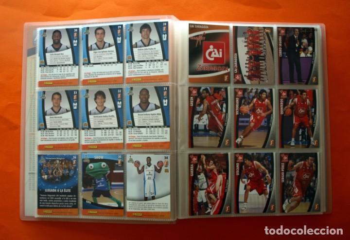 Coleccionismo deportivo: Trading Cards Colección oficial A.C.B. 2008-2009, 08-09 - COMPLETO - Panini - Ver fotos interior - Foto 6 - 83496888