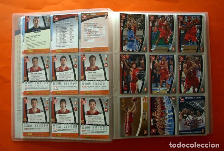 Coleccionismo deportivo: Trading Cards Colección oficial A.C.B. 2008-2009, 08-09 - COMPLETO - Panini - Ver fotos interior - Foto 7 - 83496888