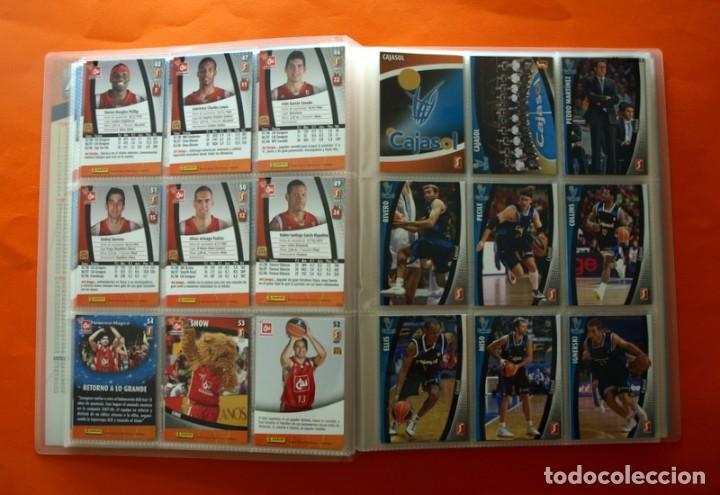 Coleccionismo deportivo: Trading Cards Colección oficial A.C.B. 2008-2009, 08-09 - COMPLETO - Panini - Ver fotos interior - Foto 8 - 83496888