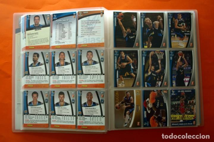 Coleccionismo deportivo: Trading Cards Colección oficial A.C.B. 2008-2009, 08-09 - COMPLETO - Panini - Ver fotos interior - Foto 9 - 83496888