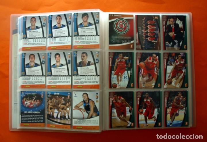 Coleccionismo deportivo: Trading Cards Colección oficial A.C.B. 2008-2009, 08-09 - COMPLETO - Panini - Ver fotos interior - Foto 10 - 83496888
