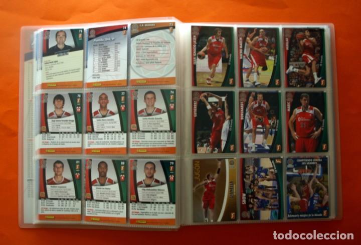 Coleccionismo deportivo: Trading Cards Colección oficial A.C.B. 2008-2009, 08-09 - COMPLETO - Panini - Ver fotos interior - Foto 11 - 83496888