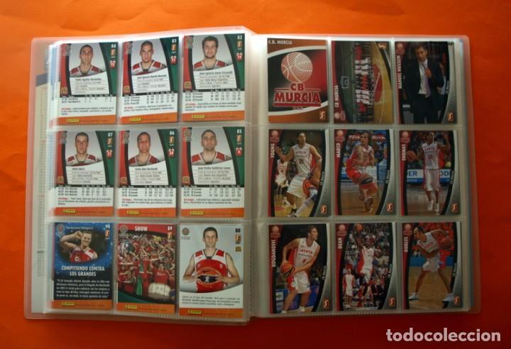 Coleccionismo deportivo: Trading Cards Colección oficial A.C.B. 2008-2009, 08-09 - COMPLETO - Panini - Ver fotos interior - Foto 12 - 83496888