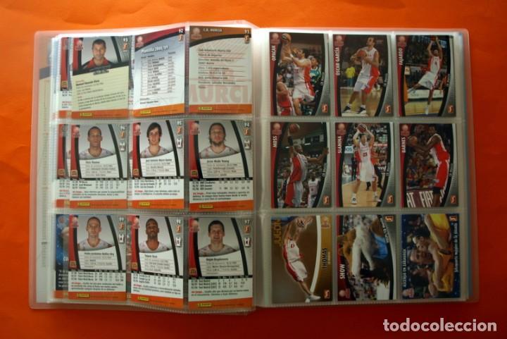 Coleccionismo deportivo: Trading Cards Colección oficial A.C.B. 2008-2009, 08-09 - COMPLETO - Panini - Ver fotos interior - Foto 13 - 83496888