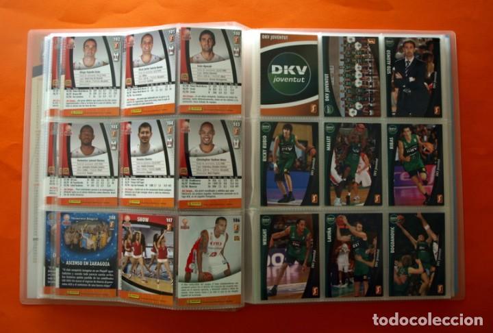 Coleccionismo deportivo: Trading Cards Colección oficial A.C.B. 2008-2009, 08-09 - COMPLETO - Panini - Ver fotos interior - Foto 14 - 83496888