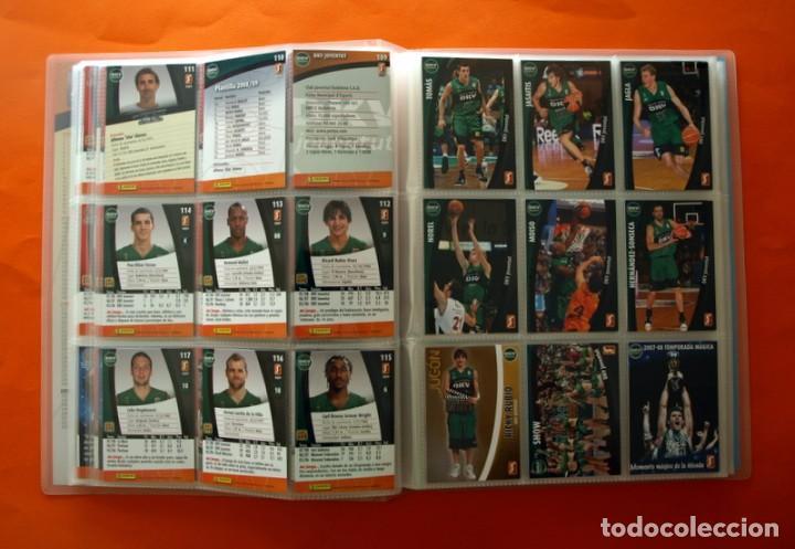 Coleccionismo deportivo: Trading Cards Colección oficial A.C.B. 2008-2009, 08-09 - COMPLETO - Panini - Ver fotos interior - Foto 15 - 83496888