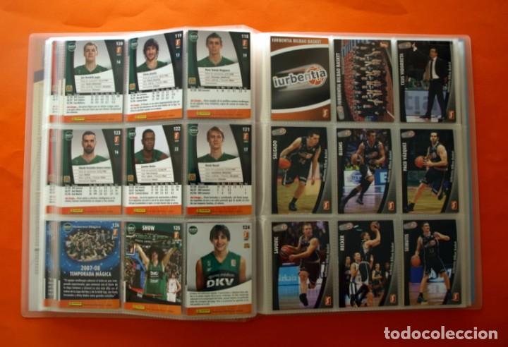 Coleccionismo deportivo: Trading Cards Colección oficial A.C.B. 2008-2009, 08-09 - COMPLETO - Panini - Ver fotos interior - Foto 16 - 83496888