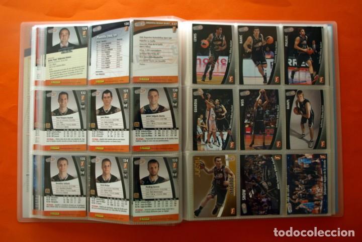Coleccionismo deportivo: Trading Cards Colección oficial A.C.B. 2008-2009, 08-09 - COMPLETO - Panini - Ver fotos interior - Foto 17 - 83496888