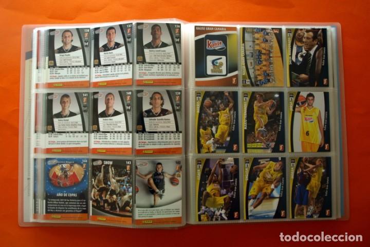 Coleccionismo deportivo: Trading Cards Colección oficial A.C.B. 2008-2009, 08-09 - COMPLETO - Panini - Ver fotos interior - Foto 18 - 83496888