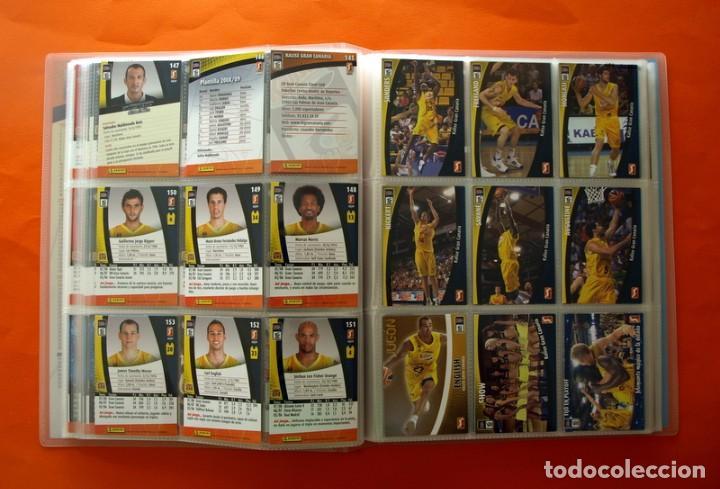Coleccionismo deportivo: Trading Cards Colección oficial A.C.B. 2008-2009, 08-09 - COMPLETO - Panini - Ver fotos interior - Foto 19 - 83496888