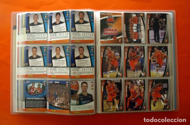 Coleccionismo deportivo: Trading Cards Colección oficial A.C.B. 2008-2009, 08-09 - COMPLETO - Panini - Ver fotos interior - Foto 22 - 83496888
