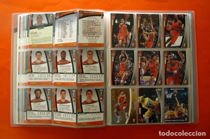 Coleccionismo deportivo: Trading Cards Colección oficial A.C.B. 2008-2009, 08-09 - COMPLETO - Panini - Ver fotos interior - Foto 23 - 83496888