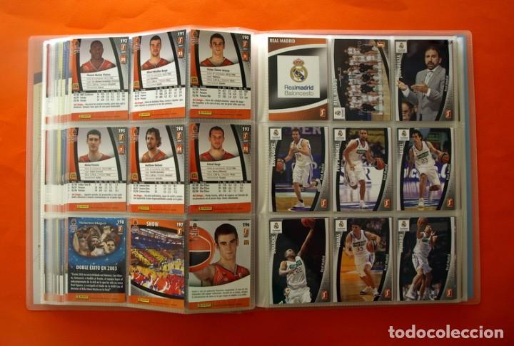 Coleccionismo deportivo: Trading Cards Colección oficial A.C.B. 2008-2009, 08-09 - COMPLETO - Panini - Ver fotos interior - Foto 24 - 83496888