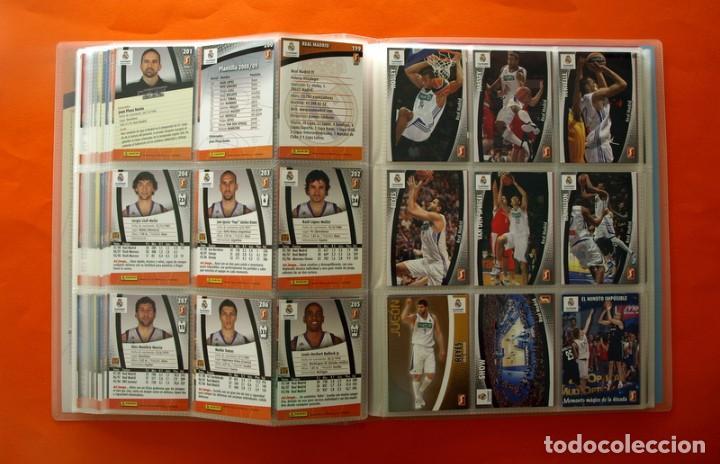 Coleccionismo deportivo: Trading Cards Colección oficial A.C.B. 2008-2009, 08-09 - COMPLETO - Panini - Ver fotos interior - Foto 25 - 83496888