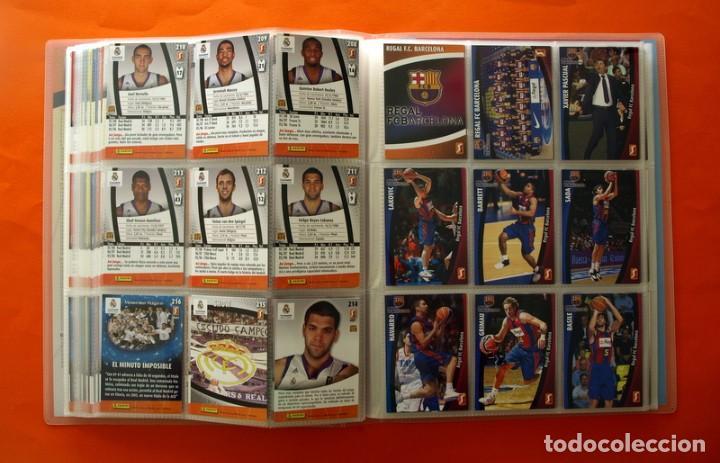 Coleccionismo deportivo: Trading Cards Colección oficial A.C.B. 2008-2009, 08-09 - COMPLETO - Panini - Ver fotos interior - Foto 26 - 83496888
