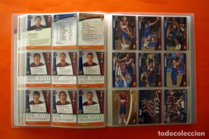 Coleccionismo deportivo: Trading Cards Colección oficial A.C.B. 2008-2009, 08-09 - COMPLETO - Panini - Ver fotos interior - Foto 27 - 83496888