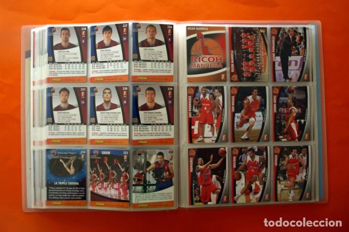 Coleccionismo deportivo: Trading Cards Colección oficial A.C.B. 2008-2009, 08-09 - COMPLETO - Panini - Ver fotos interior - Foto 28 - 83496888