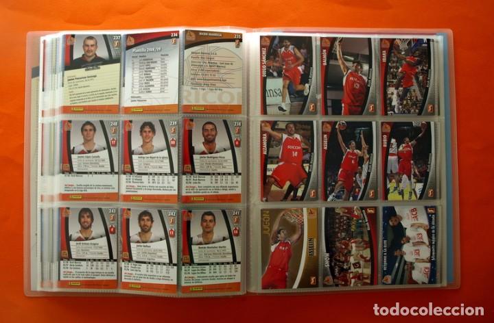 Coleccionismo deportivo: Trading Cards Colección oficial A.C.B. 2008-2009, 08-09 - COMPLETO - Panini - Ver fotos interior - Foto 29 - 83496888