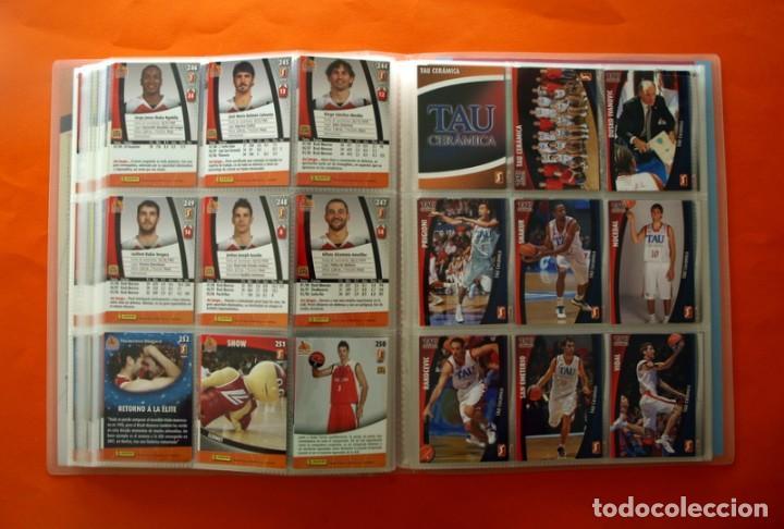 Coleccionismo deportivo: Trading Cards Colección oficial A.C.B. 2008-2009, 08-09 - COMPLETO - Panini - Ver fotos interior - Foto 30 - 83496888