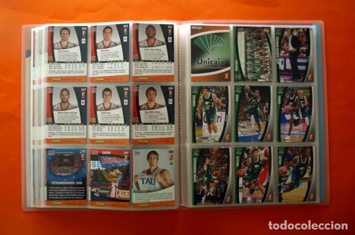Coleccionismo deportivo: Trading Cards Colección oficial A.C.B. 2008-2009, 08-09 - COMPLETO - Panini - Ver fotos interior - Foto 32 - 83496888
