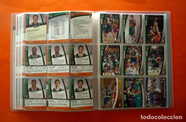 Coleccionismo deportivo: Trading Cards Colección oficial A.C.B. 2008-2009, 08-09 - COMPLETO - Panini - Ver fotos interior - Foto 33 - 83496888